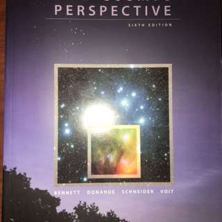 The Cosmic Perspective: Sixth Edition