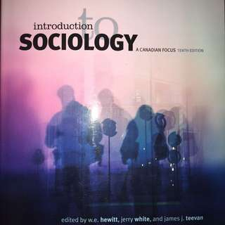 Introduction To Sociology: Tenth Edition
