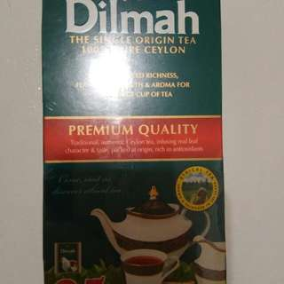 Dilmah 帝瑪特級紅茶