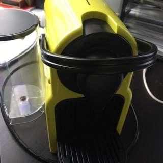 Innisia Nespresso Machine Green