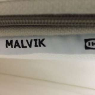 MALVIK 150x200 foam mattress *like new