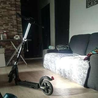 GEN 2 Black etwow E-scooter 25kmh Speed