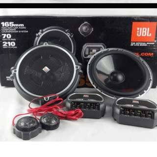 Brand New JBL GTO-608C Car Audio Component Speaker System For Sale