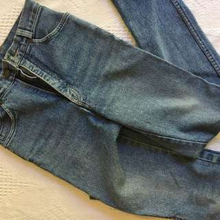 Very Rare Vintage High Waisted Original Jeans