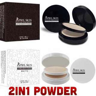 April Skin 2in1 Powder