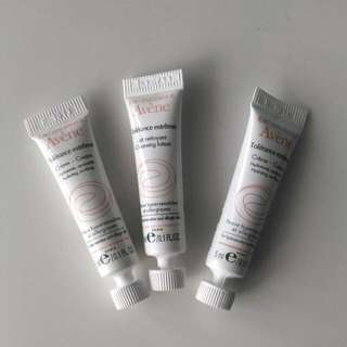 Avene Eau Thermale Lotion & Cream
