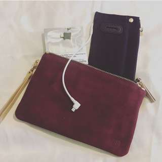 Portable Phone Charger | Purse that charges your phone ⚡️