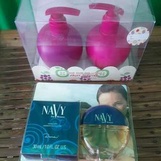 Sale! Take All! Perfume, Lotion & Hand Soap
