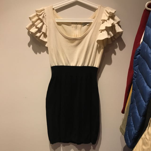 100% Cotton Frill Dress