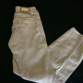 Jeans Coklat Muda