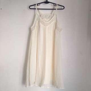 (RESERVED) H&M Shabby Chic Bohemian Dress