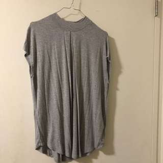 Urban Outfitters Silence + Noise Pleated Shirt