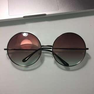 Round Chic Sunglasses