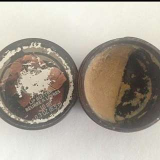 REPRICE!! Body Shop Lip Butter (Chocolate)