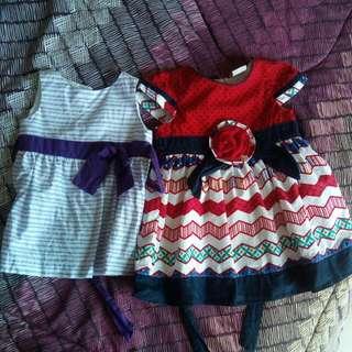 2 Baby Girl Dress
