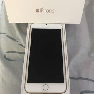 iPhone 6 Plus 138Gb Gold