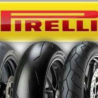 PIRELLI Genuine Tires