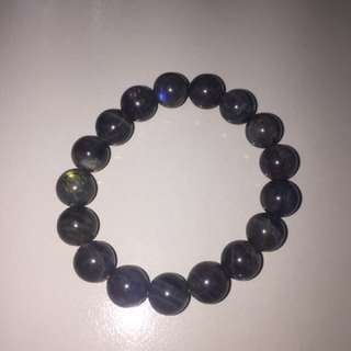 10mm Labradorite Healing Crystal Bracelet