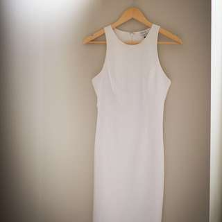 BNWT White Bodycon Dynamite Dress