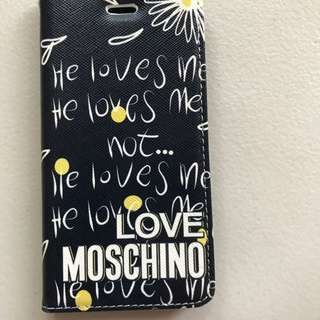 Moschino Phone Case For iPhone 6/6s