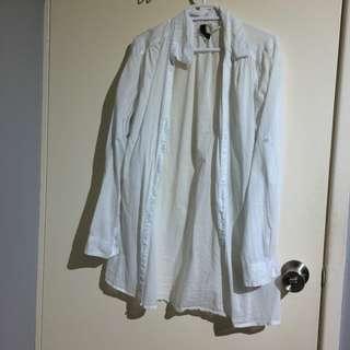 Light blue shirt, breezy, size EU 38/ AU10.