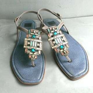 Ipanema閃亮寶石涼鞋 #我有涼鞋要賣