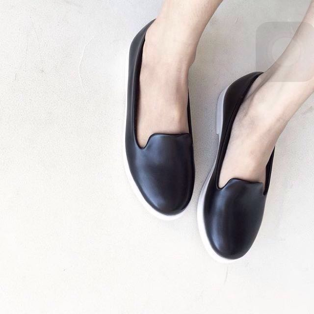 13th Shoes Loafer Black
