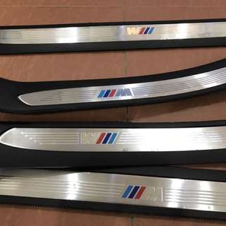 Bmw E60 Msport Door Sills