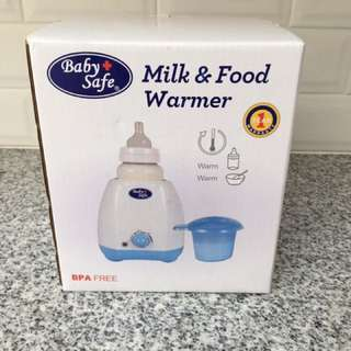 Baby Safe Milk & Food Warmer