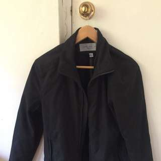 Marc New York Black Windbreaker