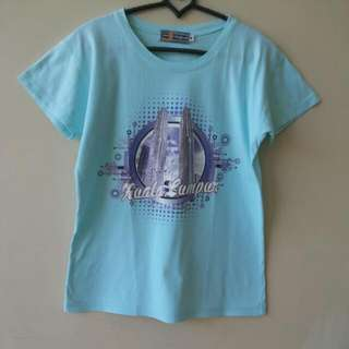 The Petronas Towers T Shirt size M