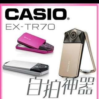 🚚 自拍神器 Casio