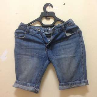 Blue Jeans Denim Shorts