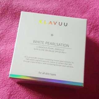 KLAVUU White Pearlsation Luminous Pearl Ampoule Sun Glow BB Balm SPF 30 PA++