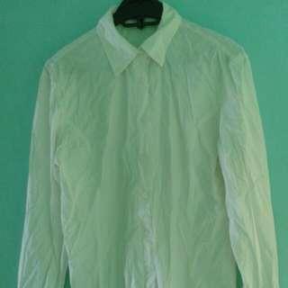 Formal White Long Sleeve