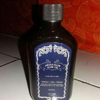 Argan Glow Hair Oil