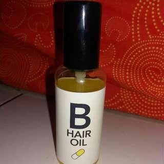 Biotin Hair Oil