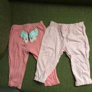 長褲2件組