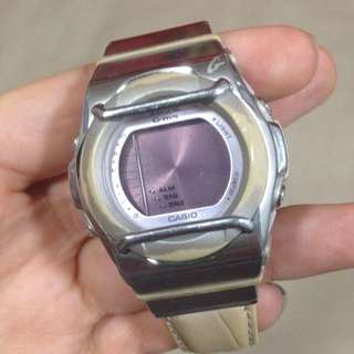 Casio Baby G Waterproof Watch