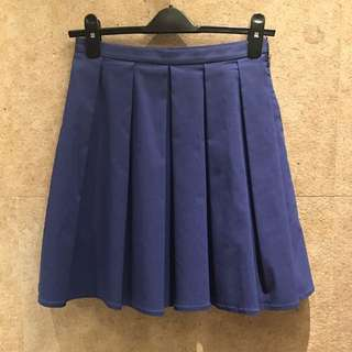 Blaque Label Purple Skirt