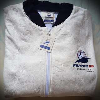 World Cup 1998 Jacket (White)