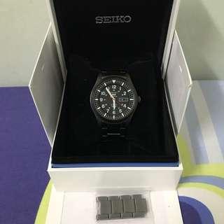 SEIKO 5 SPORT SNZG17K1 Automatic Watch (Glow In The Dark)