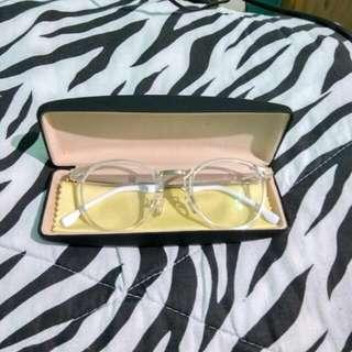 Kacamata Bening Lensa Minus