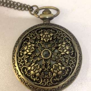 Vintage Style Pocket Watch