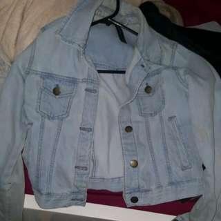 Factories Denim Jacket Xs