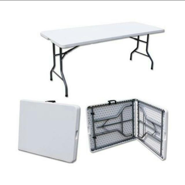 1 x Folding Table For Rent @$5 Per Week