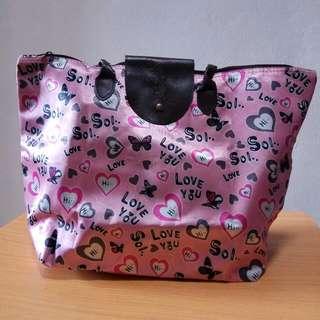 Tote Bag SG Pink