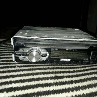 Car Stereo Audio Player