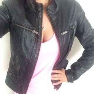 Sirroco Leather Jacket