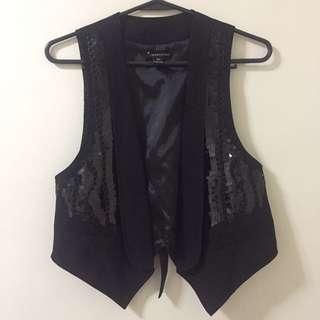 FOREVER 21   Black Vest